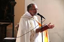 Farář (administrátor) Radomír Kuchař
