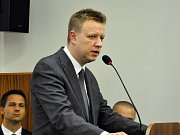 Jaroslav Kubera na archivním snímku