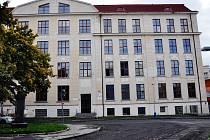 Hotelová škola Teplice.