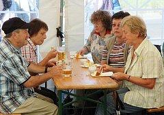 5. Německo–Česká slavnost hraničního buku, Cínovecká pouť a setkání rodáků z Cínovce