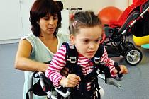 Centrum robotické rehabilitace v Nových lázních se rozroste