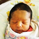 JENNY ĎURAŠKOVÁ se narodila Kláře Ďuraškové z Teplic 9. října ve 21.28 hod. v teplické porodnici. Měřila 46 cm a vážila 2,80 kg.