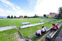 Stadionek TJ Hrob