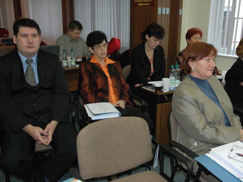 Prosincové zasedání zastupitelstva města Teplice