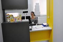 Pošta Partner v Lahošti.