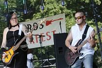 Rockfest Altros opět po roce bavil nejenom rockové seniory, ale dorazily i mladší ročníky.