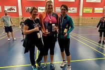 Čtrnáctý ročník turnaje v badmintonu Masarykovy nemocnice Ústí nad Labem.