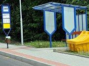 Nové zastávky ve Střelné, ilustrační foto.