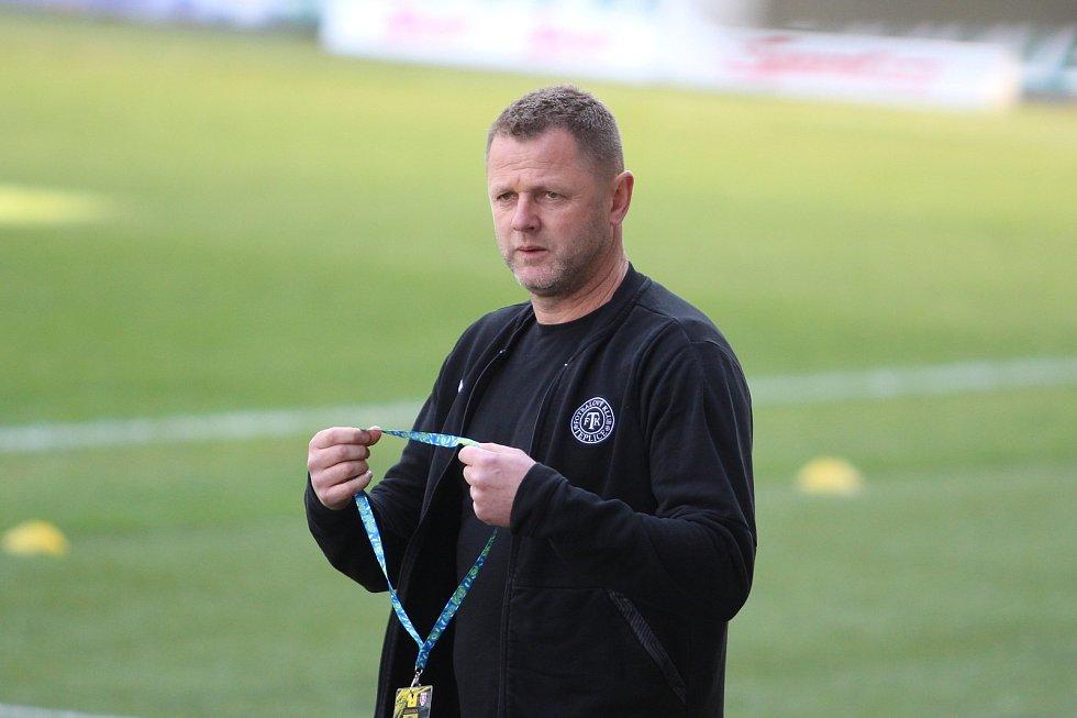 Liga: Teplice - Plzeň.
