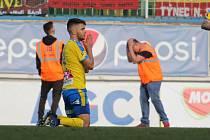Čtvrtfinále MOL Cupu Teplice - Sparta