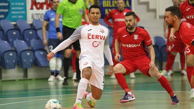 Teplice se v semifinále ligy utkají s Chrudimí.