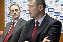 Tisková konference FK Teplice před startem jara