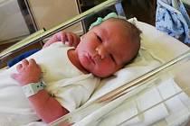 Teodor Vágner se narodil mamince Kateřině Vágnerové v teplické porodnici 2. dubna v 14.57 hodin. Měřil 52 cm a vážil 3750 gramů.