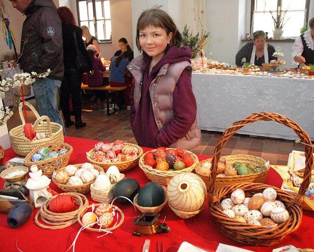 Velikonoční výstavu v Oseku si můžete prohlédnout i 7. a 8. dubna od 10 do 17 hod.