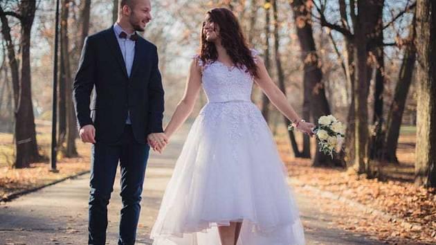 Velký den Tomáše Vondráška a jeho ženy Zuzany.