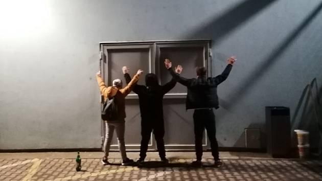 Fanoušci Svarogu v Lovosicích