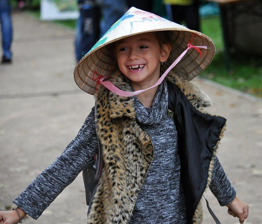 Festival Poznej Asii pořádaný vietnamskou komunitou.