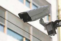 Pomocí 5G sítě bude v Bílině významně posílen městský kamerový systém. Ilustrační foto