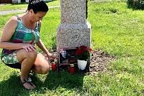 Ráda bych touto cestou podpořila občanskou iniciativu - Milada 70: Zavražděna komunisty.
