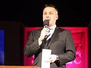 Anketa Nejúspěšnější sportovec Teplicka - moderátor Radek Šilhan