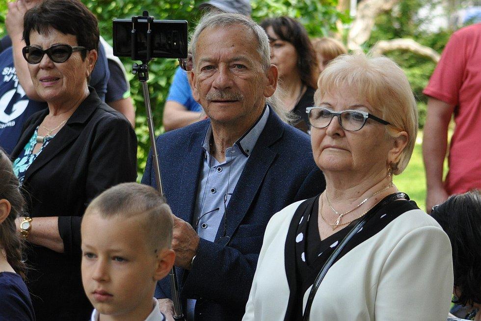 Lázeňská 2019, foto ze soboty.
