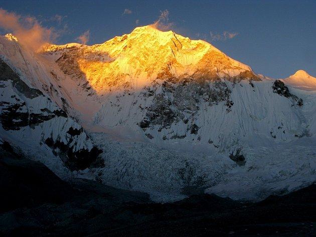 Expedice Baruntse 2013