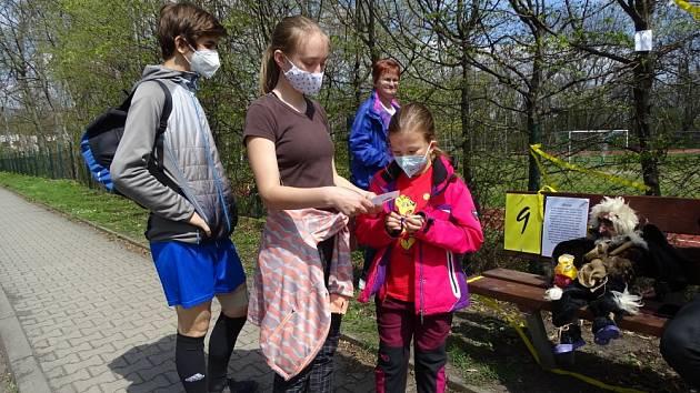 Soutěže Hon na Čarodějnice se zúčastnilo 423 dětí.