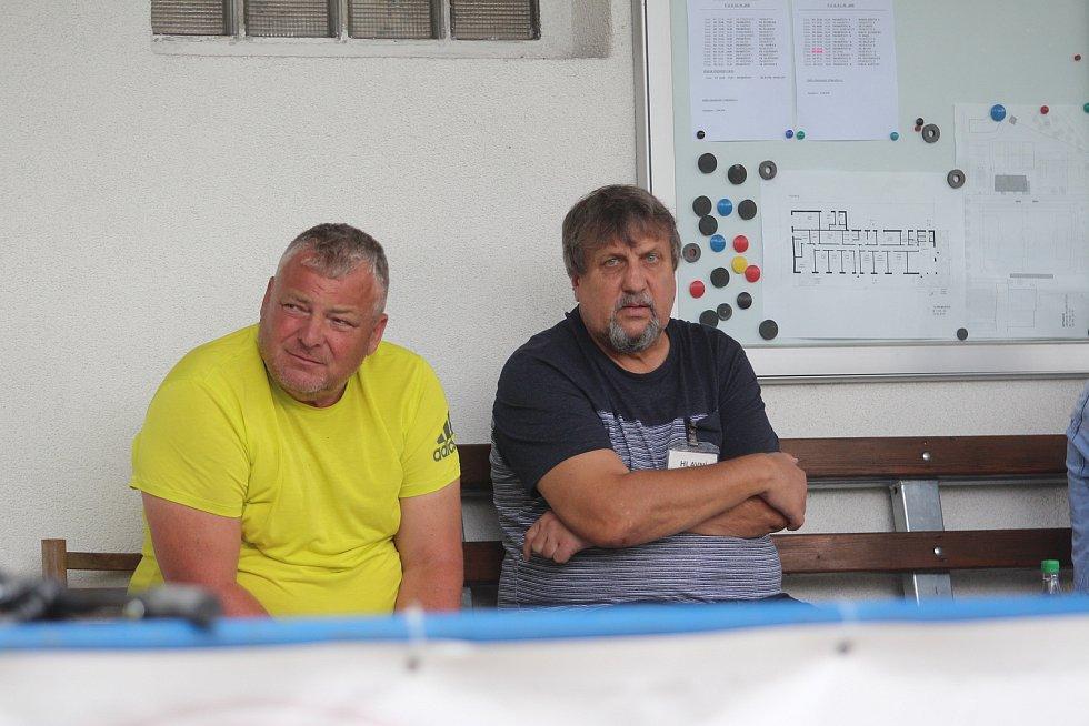 V souboji béček Proboštova a Horního Jiřetína vyhráli hosté z Mostecka 9:1.