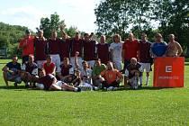 Fotbalový turnaj v Zabrušanech