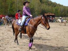 V sobotu 2. září proběhne na Ranči Severní hvězda v Přítkově westernová show na koních.