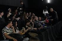 Přepadení v kině
