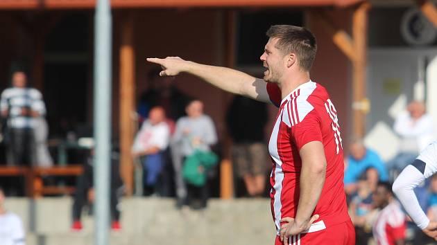 Fotbalista Srbic Jiří Pimpara