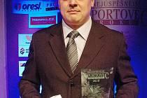 Sportovec Teplicka 2010. Vítěz Jan Třešňák