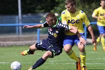 Dorost FK Teplice - Jihlava 0:2
