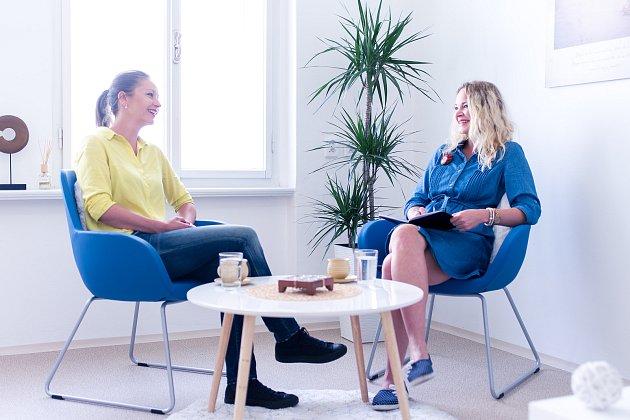 Psychická pohoda je důležitá, říká  osobní koučka a terapeutka Petra Cmíralová Dolejšová.