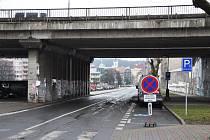 Dejte si pozor na uzavírku provozu v Teplicích v ulici Čsl. dobrovolců, včetně parkovací plochy.