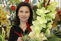 Valentýn, svátek zamilovaných. A květy ženu vždy poteší, milí pánové...