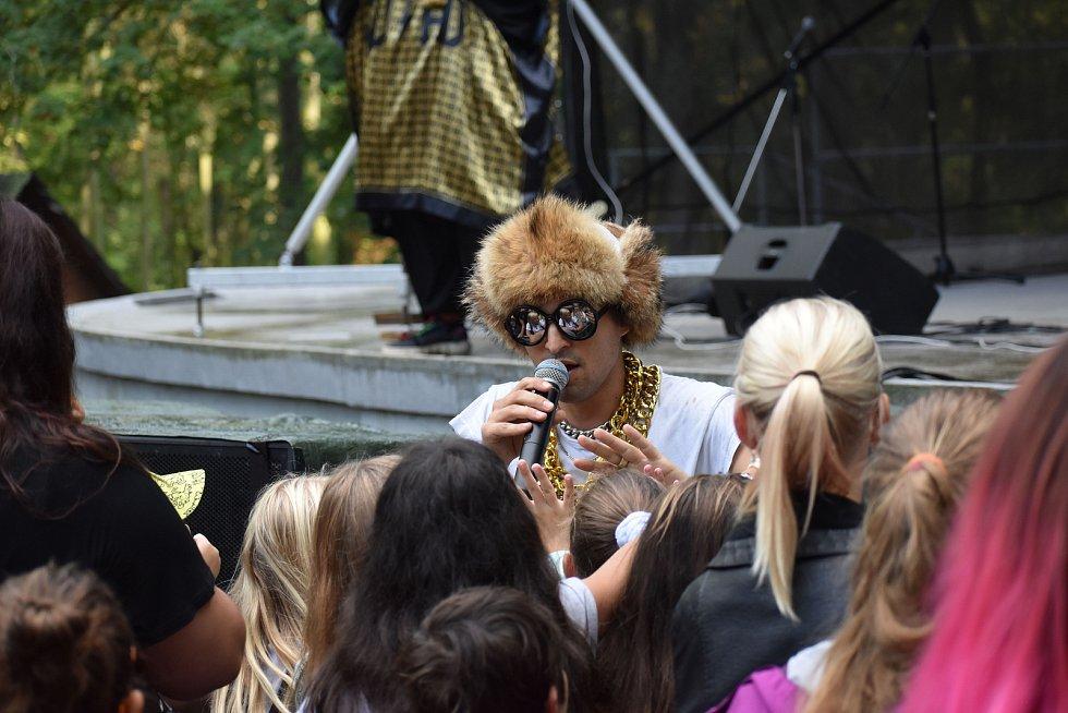 Bílina žila v sobotu tradičními slavnostmi města a Dnem horníků.