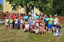 V Salesiánském středisku v teplických Trnovanech se rozloučili se školním rokem akcí Hurá prázdniny.