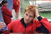 Atletka Alexandra Adlerová