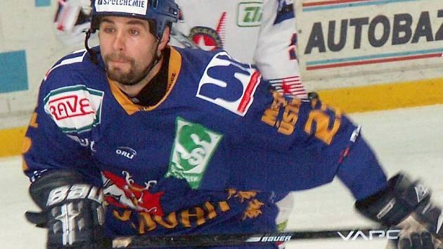 Hokejista Jan Koboucek.