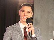 Anketa Nejúspěšnější sportovec Teplicka - Kamil Saleh