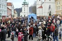 Vánoční trhy v Teplicích