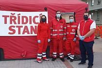 Červený kříž pomáhá i v době nouzového stavu
