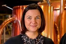Majitelka pivovaru Monopol Gabriela Schönbauerová.