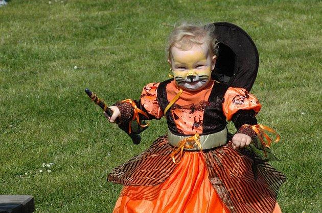 Na koupališti v Autocampu Osek se v sobotu konal slet čarodějnic a navíc 11. ročník Miss čarodějnice 2010.