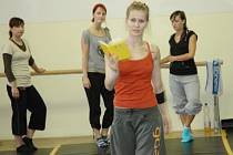 Taneční kurzy v Bílině.