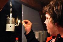 V Mikulově proběhlo setkání majitelů hornických lamp.