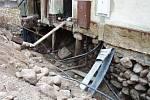 Povodně na Teplicku v roce 2002