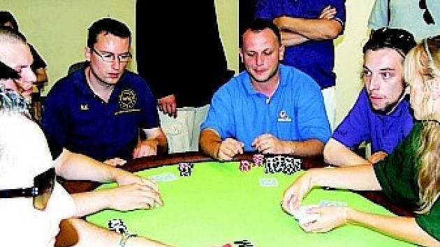 Partička pokeru
